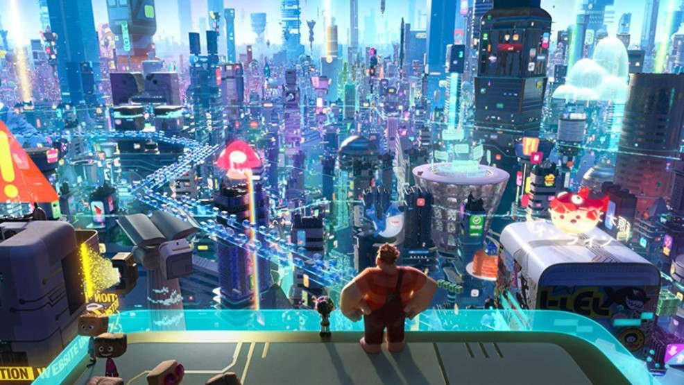 Wit and wonder: 'Ralph Breaks the Internet' is a digital delight