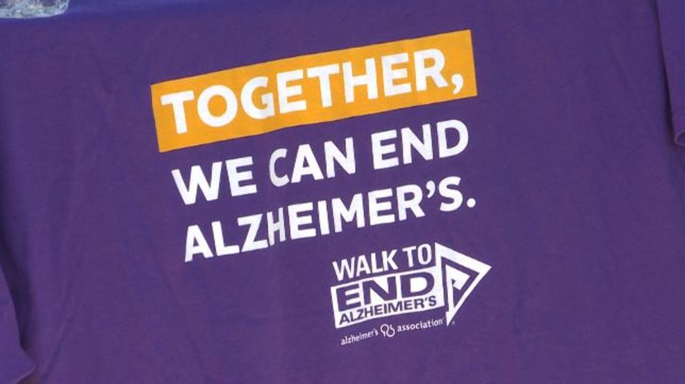 Walk to end Alzheimer's disease at U.S. Cellular Park