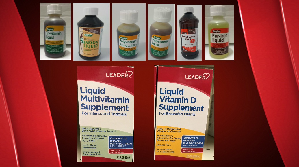 Some of the products being recalled by Pharmatech. (www.fda.gov).png