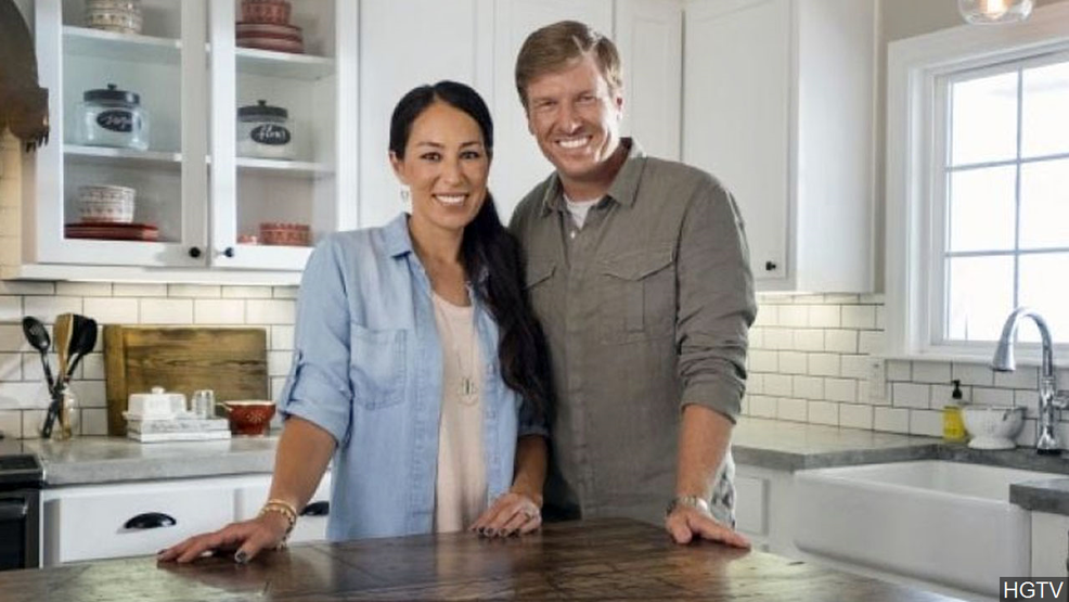 Chip & Joanna Gaines (Photo: HGTV / MGN Online)