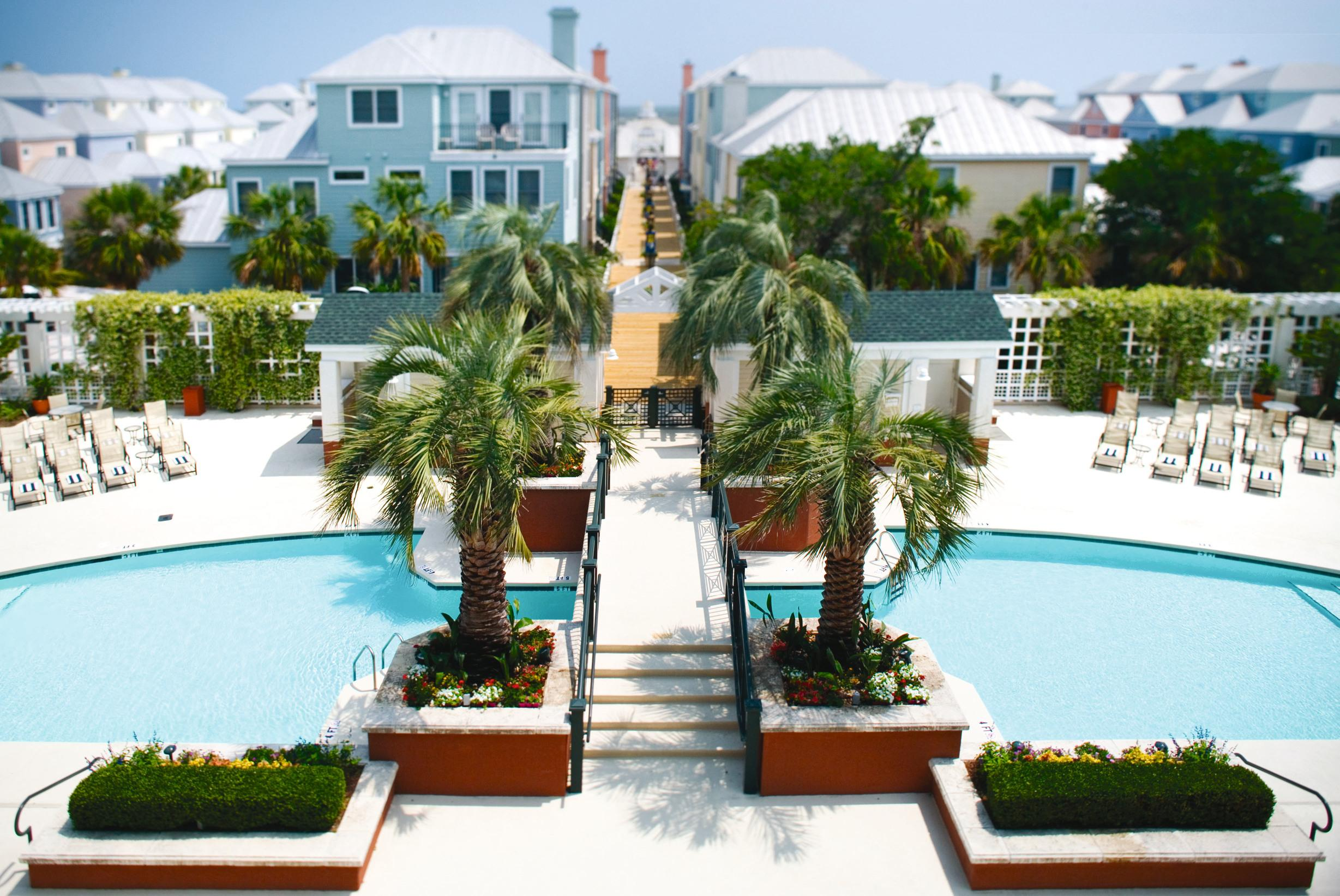 Adults-only pool at the Boardwalk Inn (Courtesy Wild Dunes)