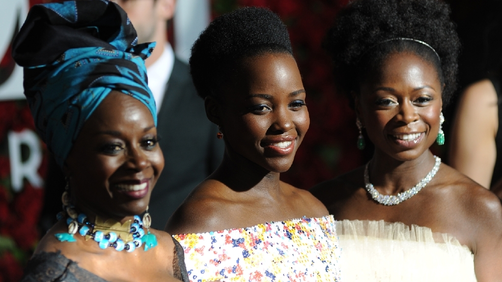Lupita Nyong'o reveals details of 'Black Panther' plot
