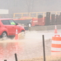 Multiple roads in Maryland and Virginia closed due to flooding