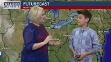 Weather Kid: Nate Rectenwald