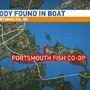 Brunswick man found dead in boat in NH