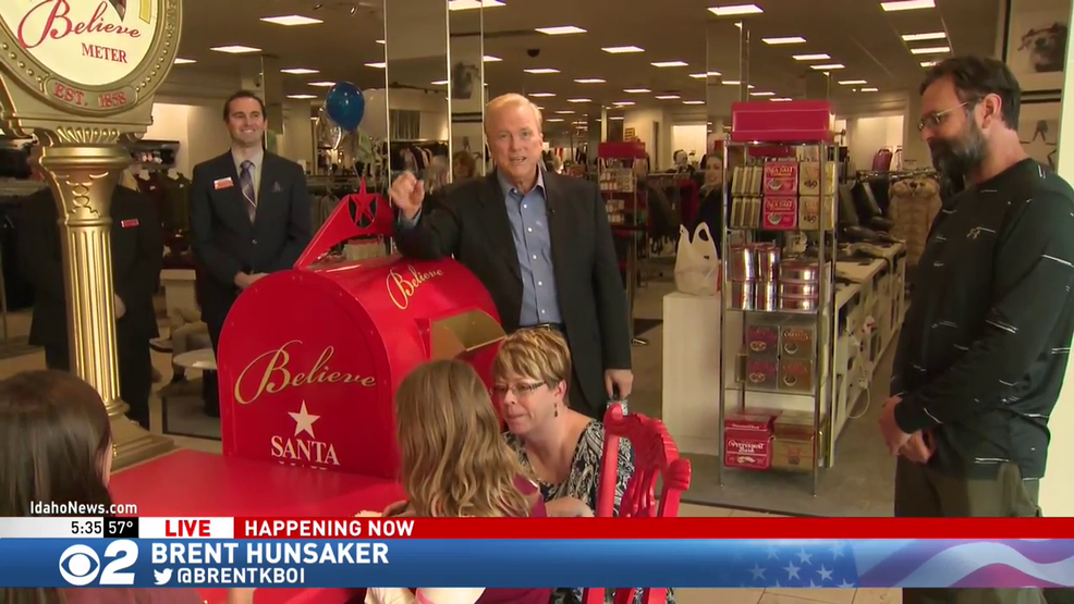 macy's turns letters to santa into donations for make-a-wish | kboi