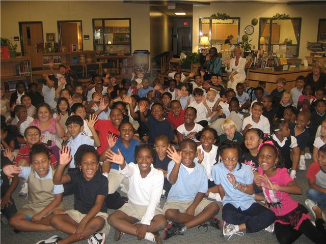 Polo Road Elementary Second Graders