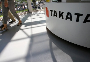 Over 652K vehicles involved in latest Takata air bag recall
