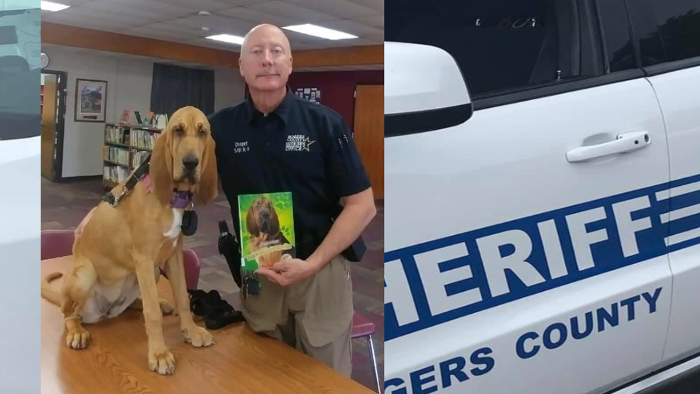 Rogers County deputy and K9 officer honored.png