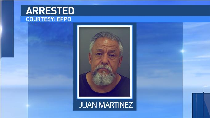 Juan Martinez faces a charge of engaging in organized criminal activity aggravated robbery.