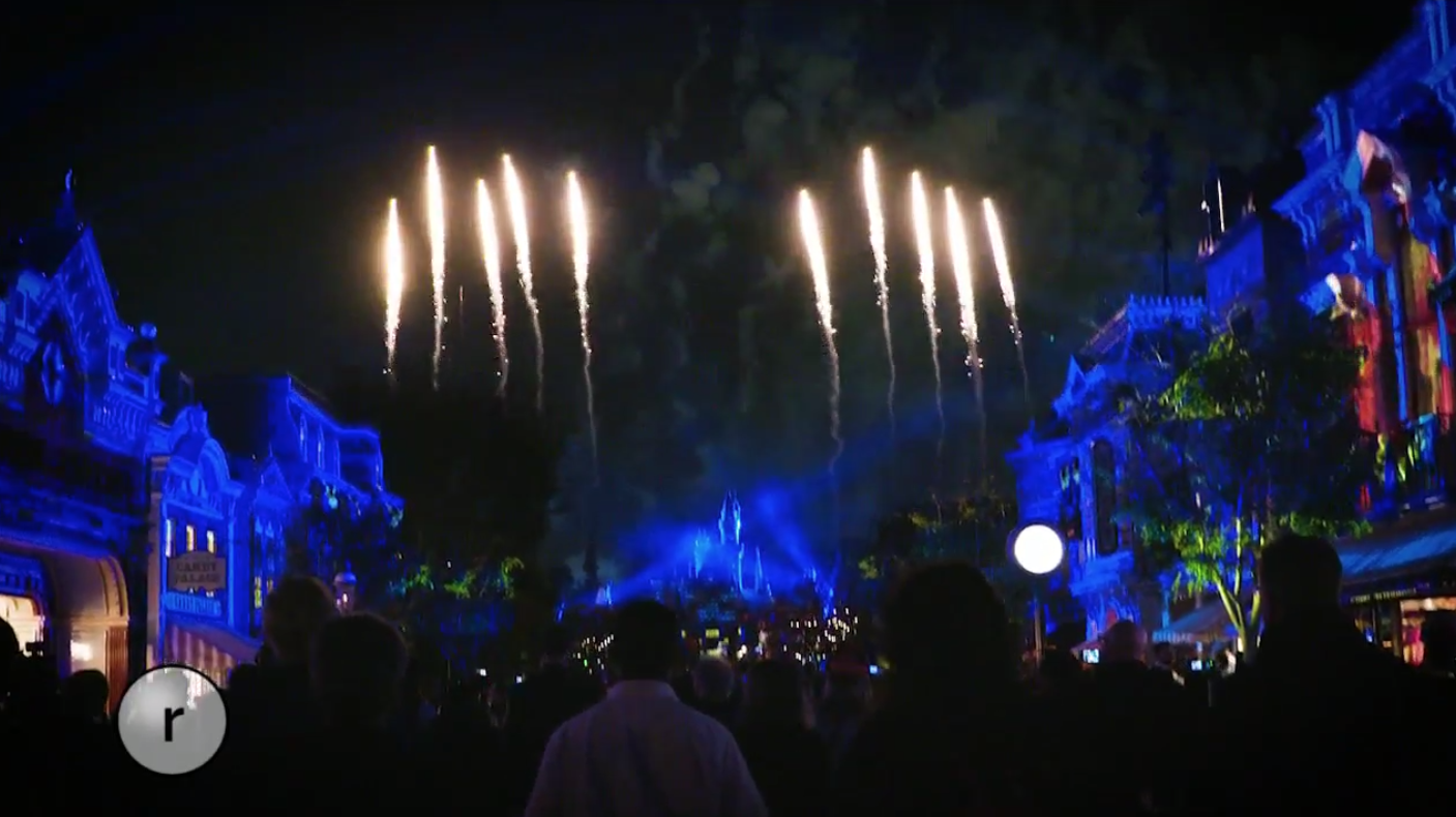 <p>Together Forever: A Pixar Nighttime Spectacular is new for Pixar Fest. It is a showstopper. A story of friendship - told through fireworks, music and projections on some of Disneyland's most iconic landmarks.{&amp;nbsp;}</p>