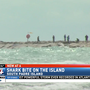 "Fire chief: Shark bite at South Padre Island ""a really rare instance"""