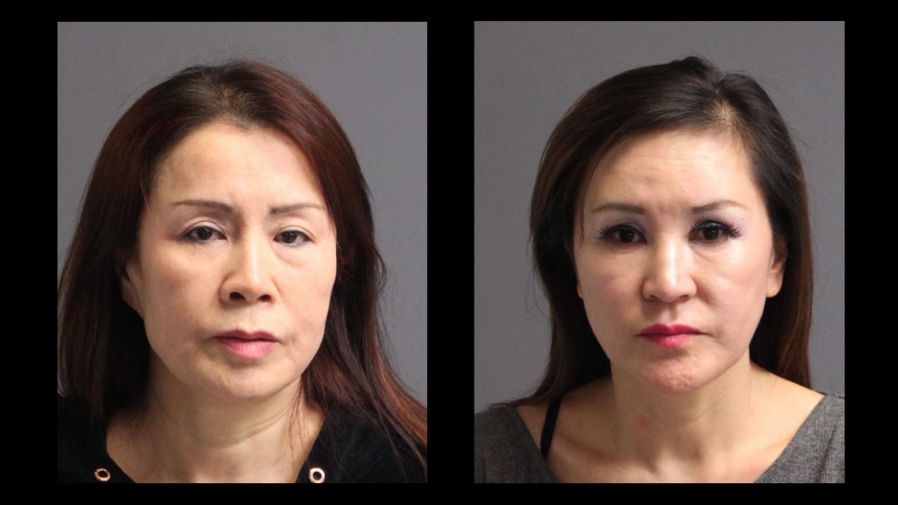 2 women arrested for prostitution, unlicensed therapy at Md. massage parlor,  police say