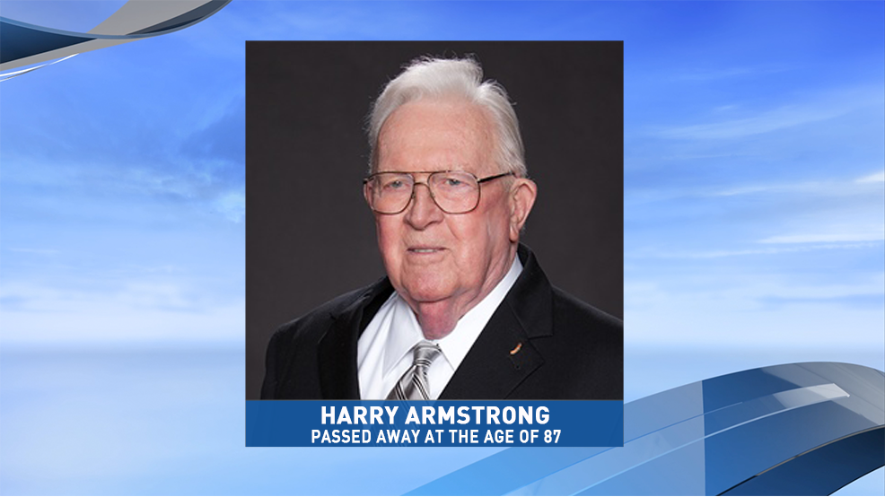 Harry Armstrong is being remembered with a ceremony that will be open to the public.   (Photo courtesy of the City of Clovis)