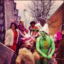 2018 Asheville Mardi Gras Parade marches Sunday, rain or shine