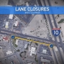 Closures to continue to affect Westside drivers