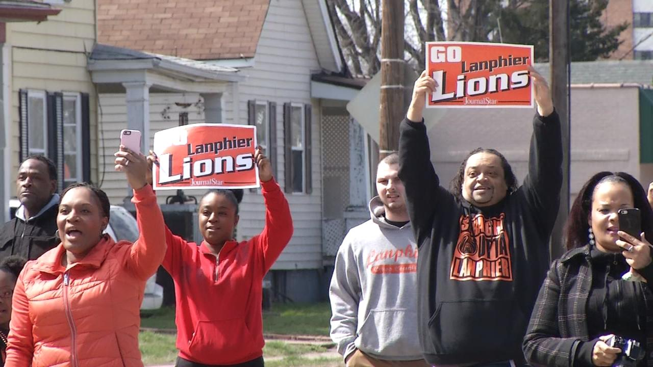 The North Side Celebrates Lanphier's Season
