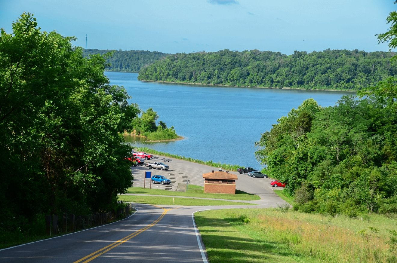 Boating, fishing, hunting, hiking… enjoying. The 4,870-acre East Fork State Park has it all. And the best part? It's only about 40 minutes from Downtown Cincy. / East Fork State Park is located at 3294 Elklick Road, Bethel, OH 45106 // Image: Sherry Lachelle Photography