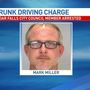 Cedar Falls councilman charged with drunk driving