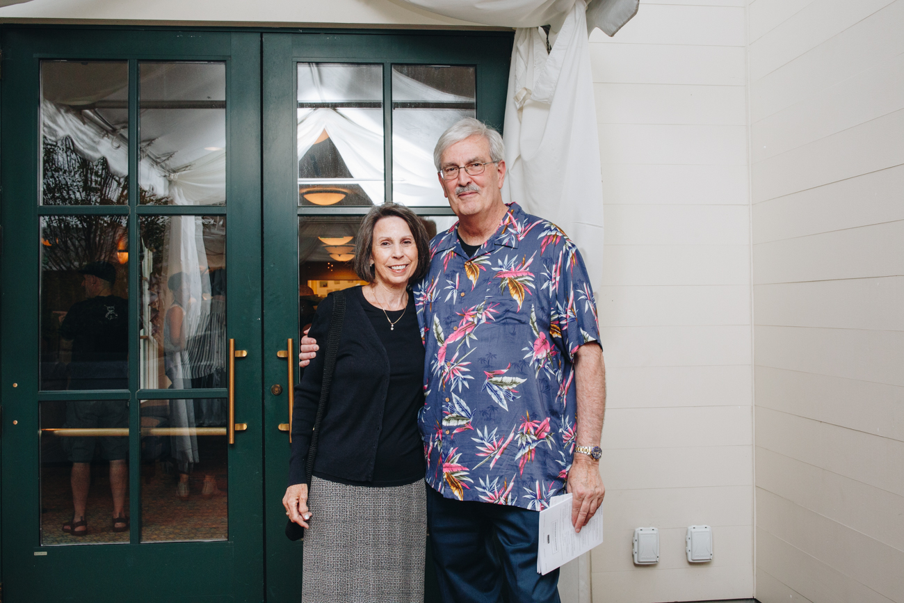 Arlene Luebbe and Dave Bitter / Image: Catherine Viox // Published: 9.7.18