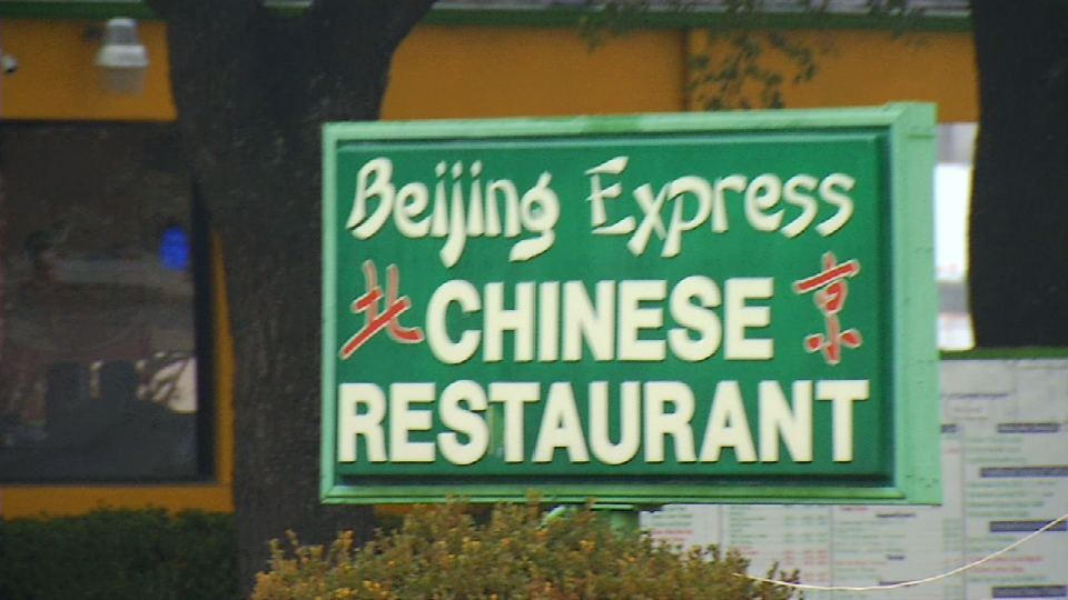 Beijing Express Chinese Restaurant scored a 63 on its latest Metro Health Inspection.   (News 4 San Antonio).