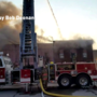 Investigators unable to determine cause of fire that destroyed three buildings