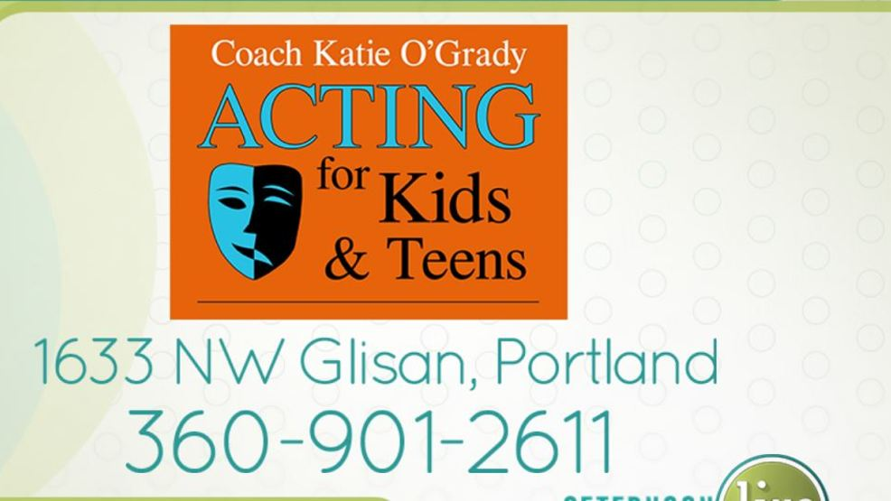 Acting for Kids & Teens