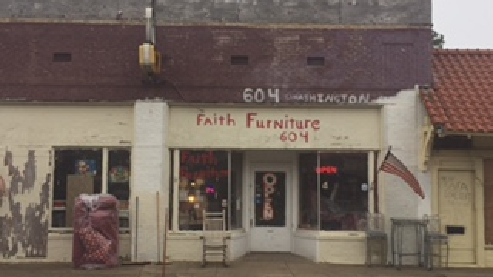 Ordinaire Patience Tested By Faith Furniture