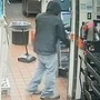 Arby's robber caught on camera
