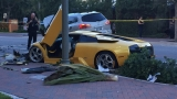Man killed in Lamborghini street-racing crash in Florida was 82-year-old Uber driver