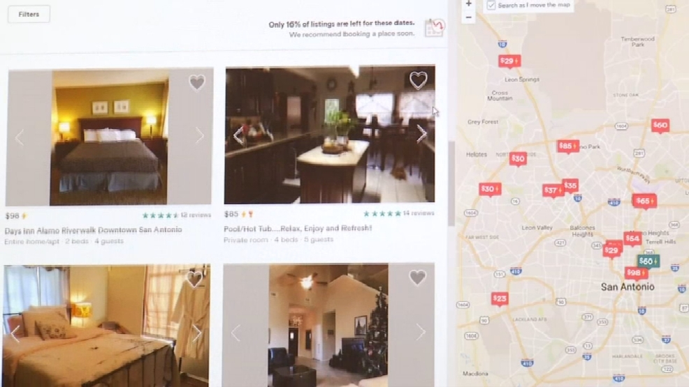 Airbnb Texas Tax Agreement To Begin May 1 Kabb