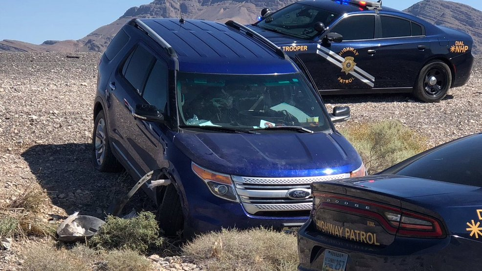 Deadly crash reported on I-15 near Las Vegas Motor Speedway