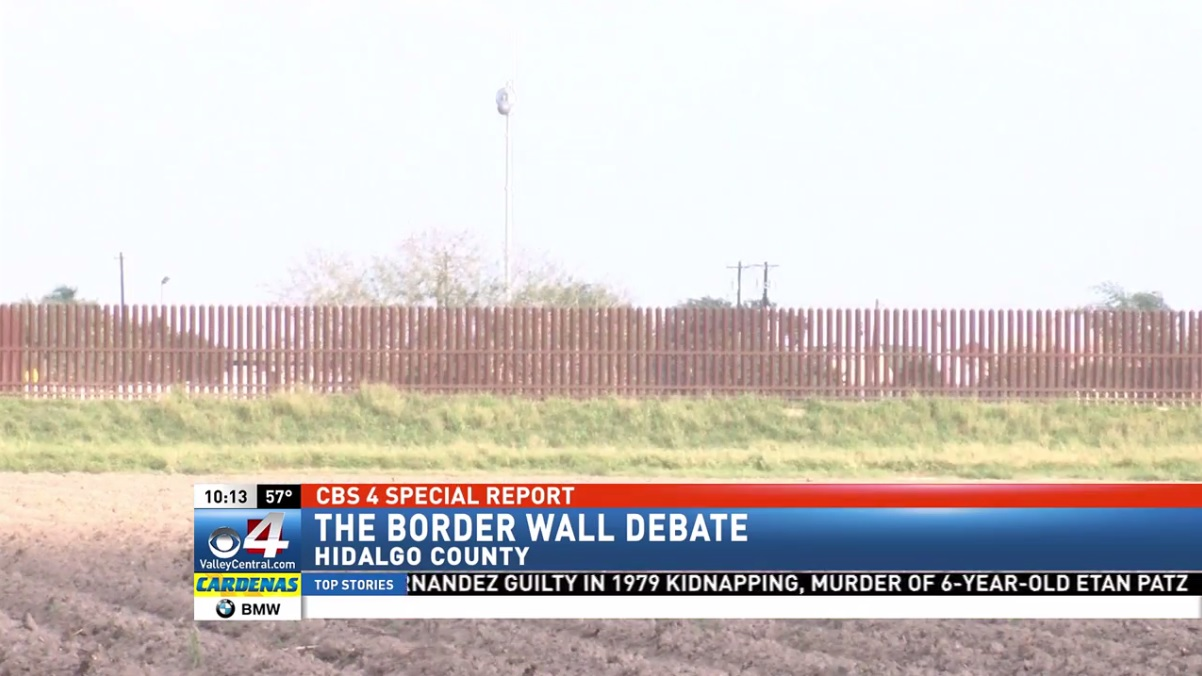 While Washington lawmakers debate whether or not to build new walls on the border, some Rio Grande Valley residents say nobody is listening to them -- the people who live with the existing wall every day.