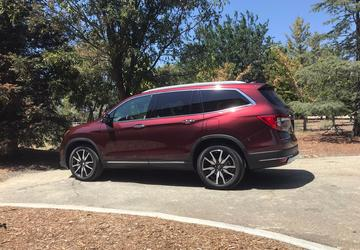 2019 Honda Pilot: Honda's three-row SUV faces steep competition [Retake]