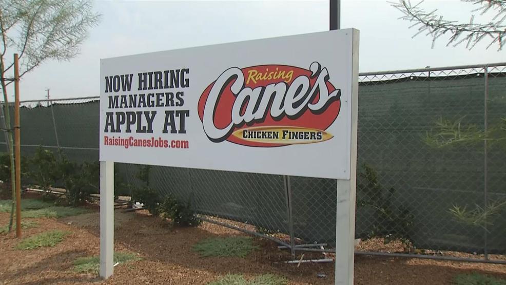 New Fast Food Chicken Fingers Restaurant Opening In Bakersfield Kbak