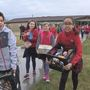 Students collect 3,000 cans for food bank