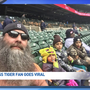 Bare-chested Battle Creek baseball fan ends up internet famous