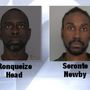 Federal charges for two men suspected of robbing 3 Tri-State gun stores