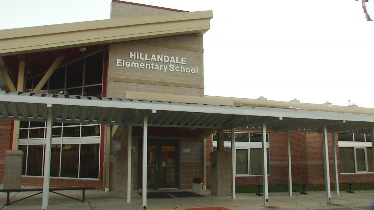 Health officials in Henderson County confirmed seven cases of whooping cough between Hillandale Elementary School, Bruce Drysdale Elementary School, Clear Creek Elementary School, Rugby Middle School and East Henderson High School. (Photo credit: WLOS staff)