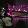 Expectant Little Rock couple learns baby's gender after bridge lights up