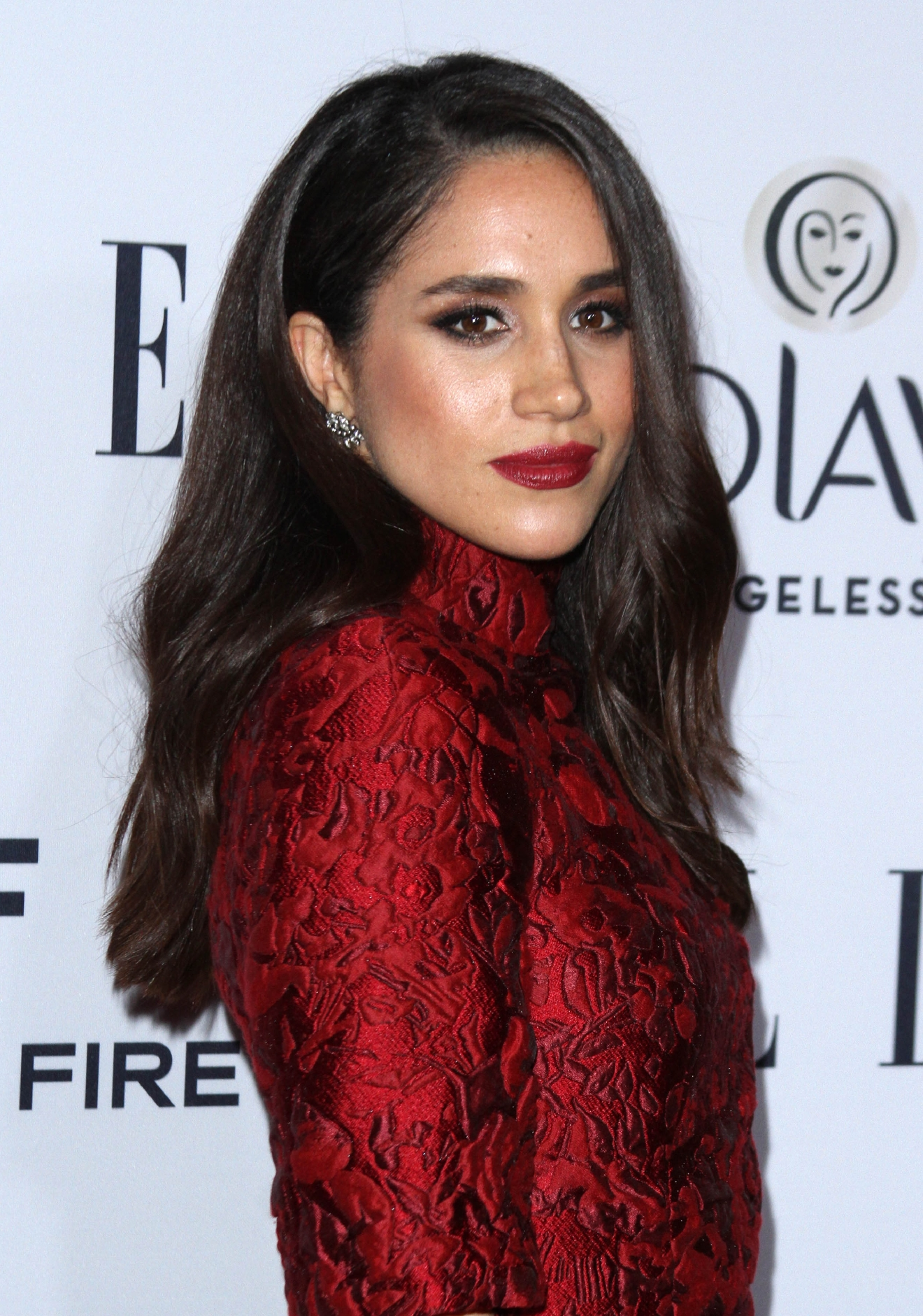 ELLE's Women In Television Celebration presented by Hearts on Fire Diamonds and Olay held at the Sunset Tower Hotel  Featuring: Meghan Markle Where: Los Angeles, California, United States When: 20 Jan 2016 Credit: Adriana M. Barraza/WENN.com