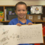 Local kindergartners write, publish book