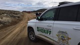 Washoe County Sheriff's Office investigating body found in burning car north of Reno