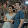 Zuckerberg and his wife vacation in rural Maine