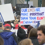 Chattanoogans march for gun control