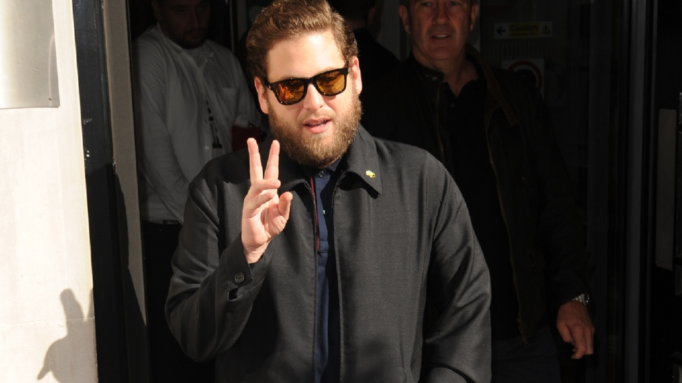 'Wolf of Wall Street' fake cocaine put Jonah Hill in the hospital