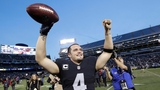 Richest contract ever: Raiders QB Derek Carr agrees to $125 million extension