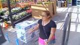 Cibolo police release photos of woman, vehicle in Walmart theft case