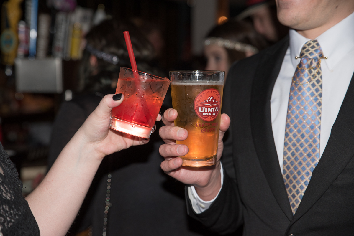 The Cincy Prohibition Party took place on Saturday, Feb. 11 at the Woodward Theater in Over-the-Rhine. / Image: Sherry Lachelle Photography
