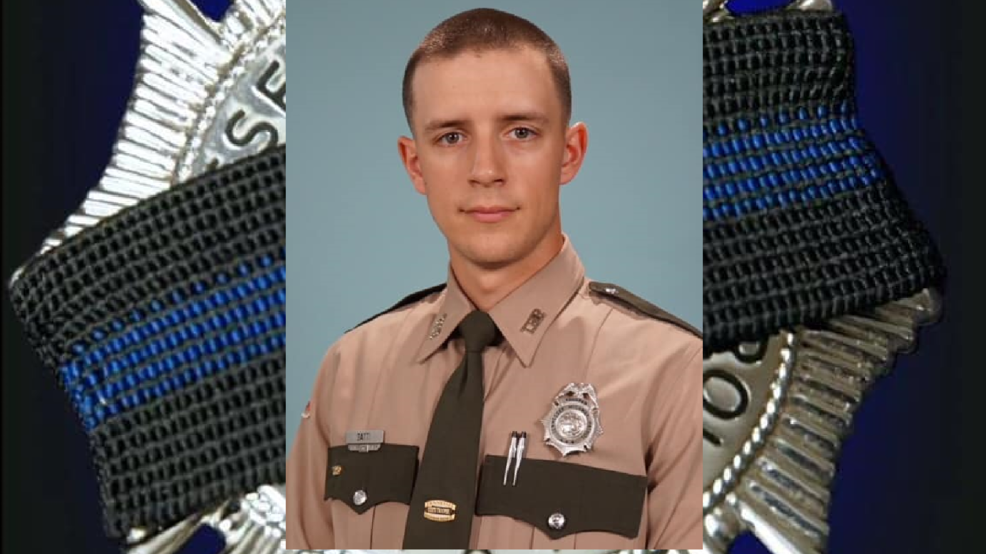 WATCH: Tennessee Highway Patrol trooper who was killed in crash laid